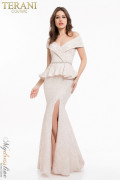 Terani Couture 1821M7561 - New Arrivals