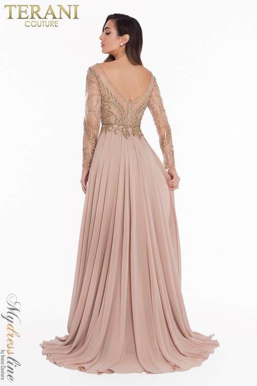 Terani Couture 1821M7563 - New Arrivals