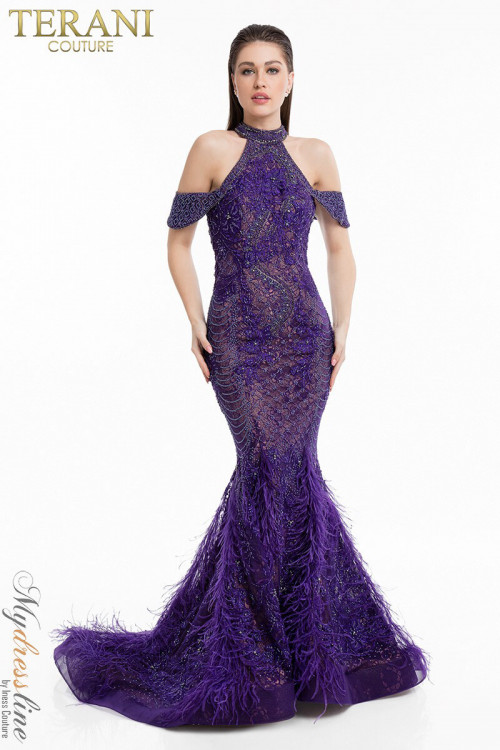 Terani Couture 1823GL7531 - New Arrivals