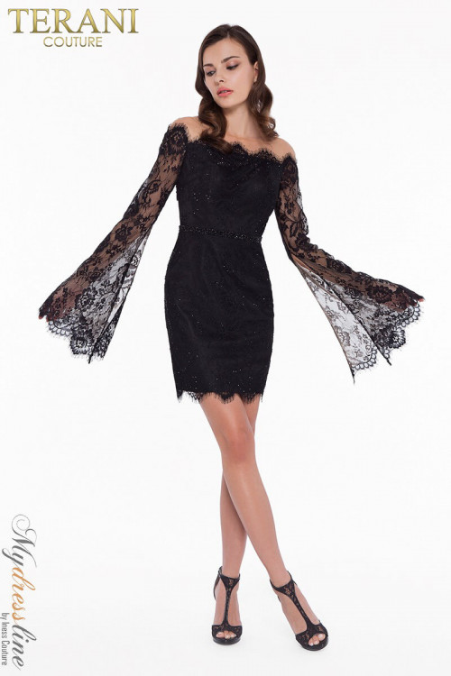 Terani Couture 1825H7935 - New Arrivals