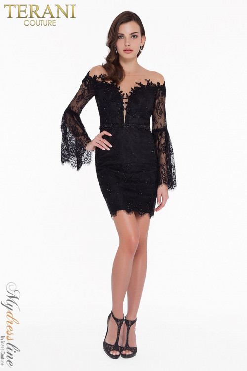 Terani Couture 1825H7936 - New Arrivals
