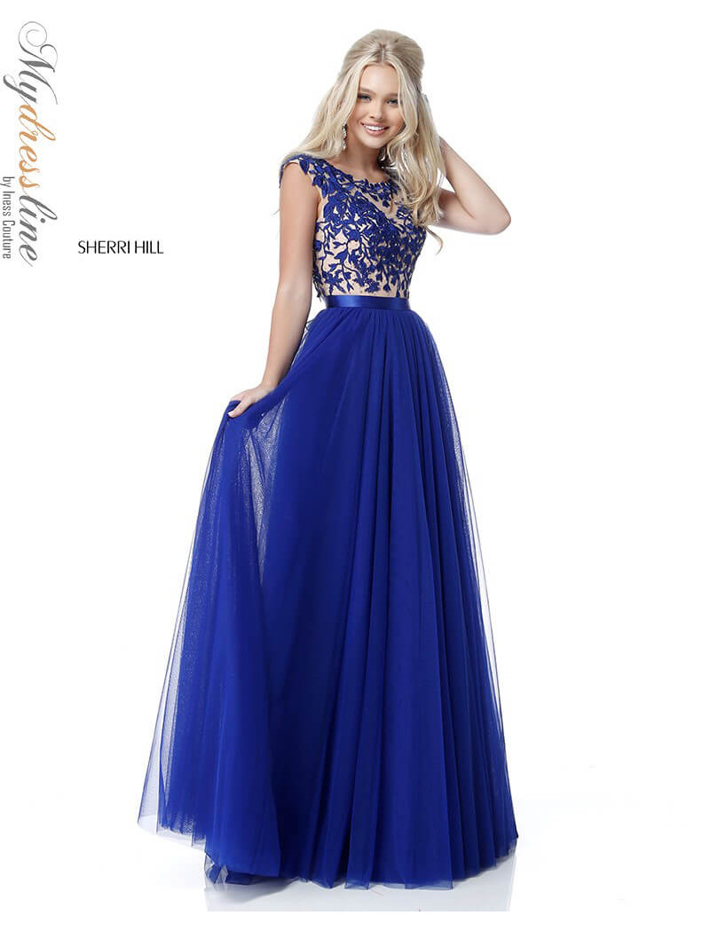 Sherri Hill 51638 Dress - Mydressline.com