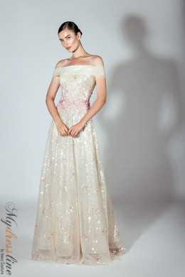 Beside Couture By Gemy Dresses BC1427
