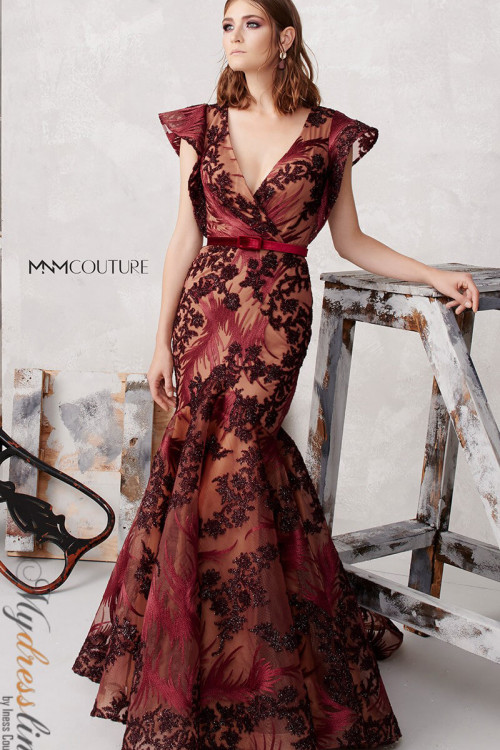 MNM Couture N0265 - MNM Couture Long Dresses
