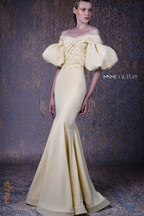 MNM Couture G1035 - MNM Couture Long Dresses