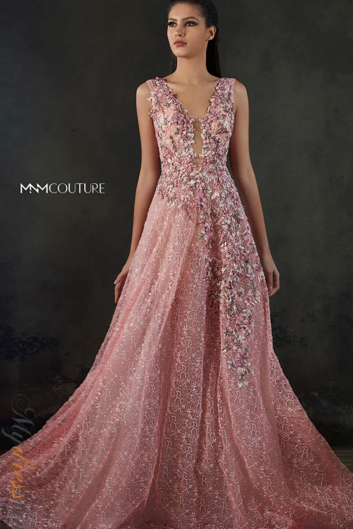 MNM Couture K3723 - MNM Couture Long Dresses