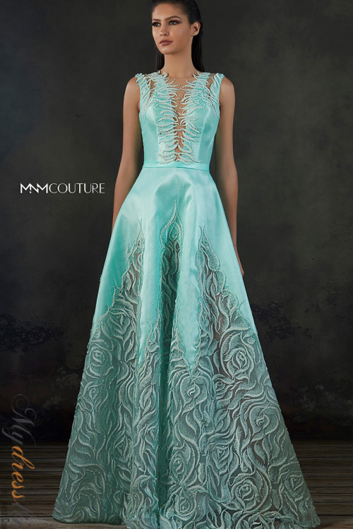 MNM Couture K3729 - MNM Couture Long Dresses