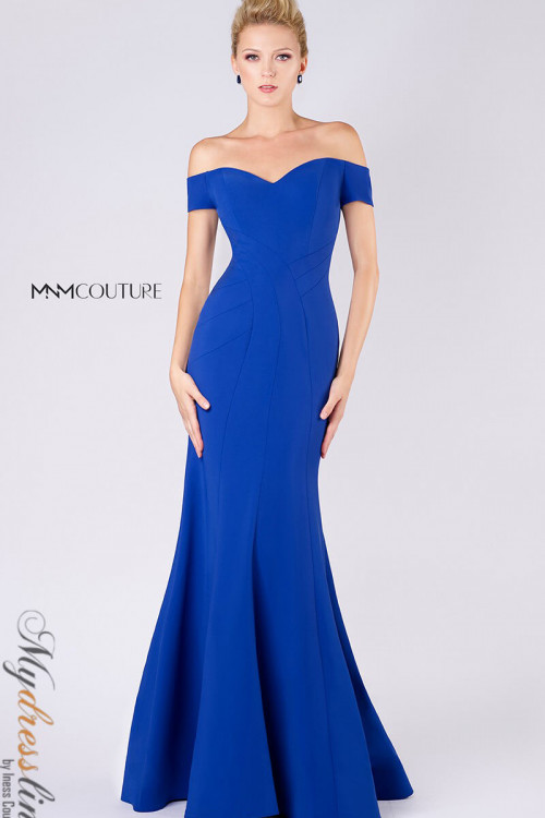 MNM Couture M0005 - MNM Couture Long Dresses