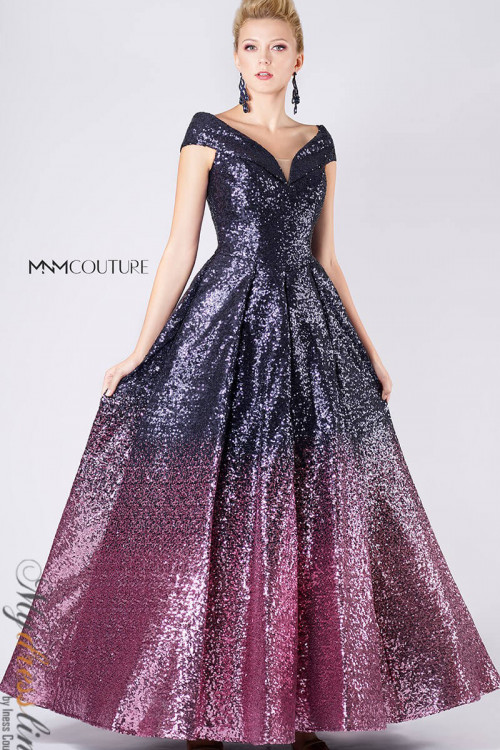 MNM Couture M0009 - MNM Couture Long Dresses