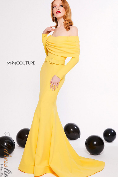 MNM Couture N0324 - MNM Couture Long Dresses