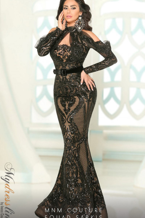 MNM Couture 2514 - MNM Couture Long Dresses