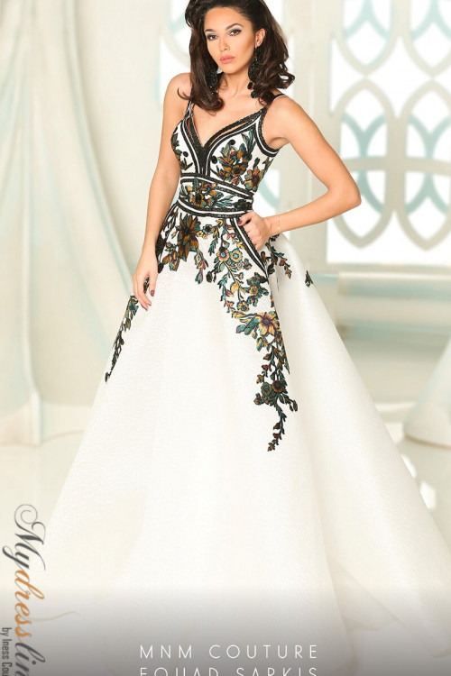 MNM Couture 2531 - MNM Couture Long Dresses
