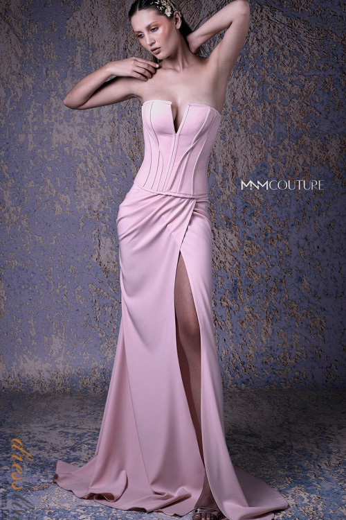 MNM Couture G0982 - MNM Couture Long Dresses