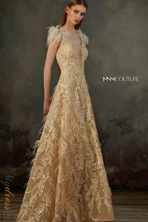 MNM Couture K3688 - MNM Couture Long Dresses
