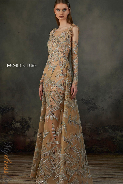 MNM Couture K3713 - MNM Couture Long Dresses