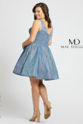 Mac Duggal 48891F - Plus Size Dresses