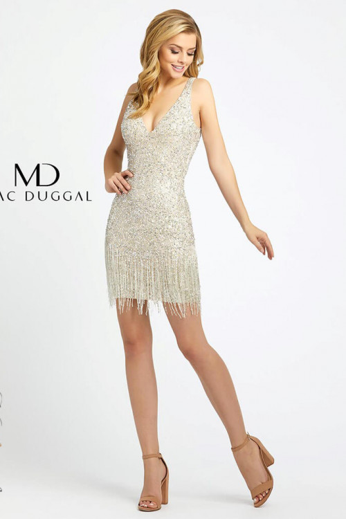 Mac Duggal 4971D - New Arrivals