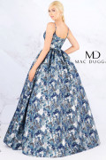 Mac Duggal 66598H - Mac Duggal Regular Size Dresses
