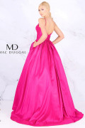 Mac Duggal 67691H - Mac Duggal Regular Size Dresses