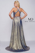 Mac Duggal 77587A - Mac Duggal Regular Size Dresses