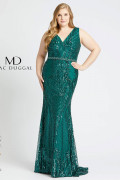 Mac Duggal 77670F - Plus Size Dresses