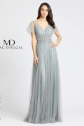 Mac Duggal 79219D - Mac Duggal Regular Size Dresses