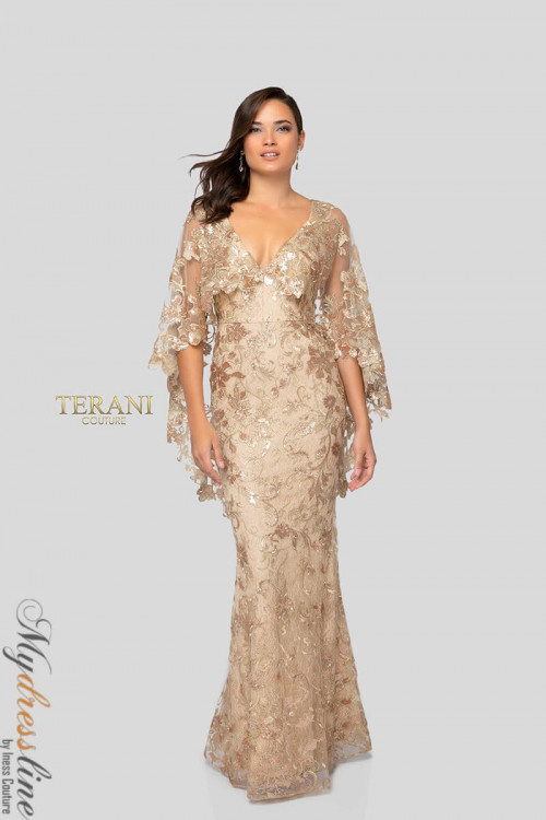 Terani Couture 1913E9232 - New Arrivals
