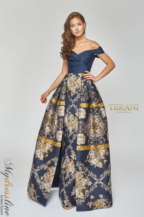 Terani Couture 1921E0111 - New Arrivals