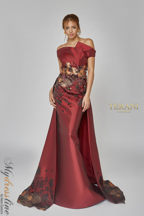 Terani Couture 1921E0132 - New Arrivals