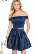 Alyce 1462 - Alyce Paris Short Dresses