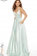 Alyce 1548 - Alyce Paris Long Dresses