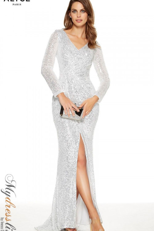 Alyce 27359 - Alyce Paris Long Dresses