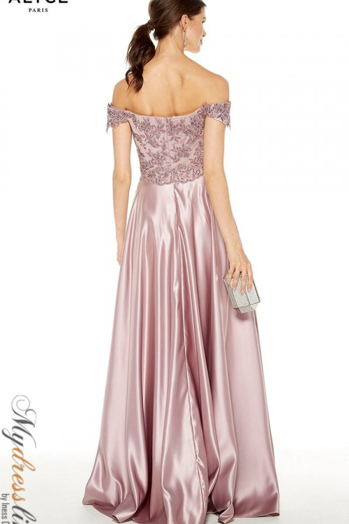 Alyce 27393 - Alyce Paris Long Dresses