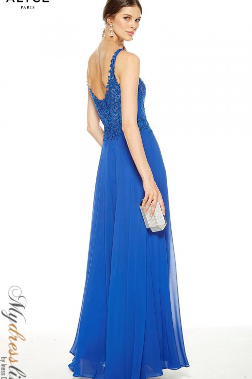 Alyce 27395 - Alyce Paris Long Dresses
