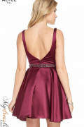 Alyce 3877 - Alyce Paris Short Dresses