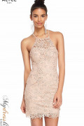 Alyce 4140 - Alyce Paris Short Dresses