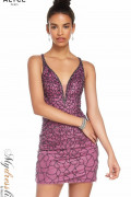 Alyce 4147 - Alyce Paris Short Dresses