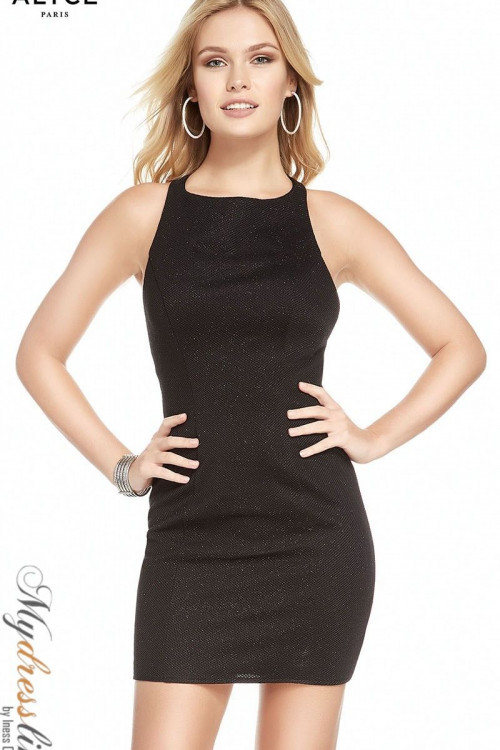 Alyce 4160 - Alyce Paris Short Dresses