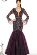 Alyce 5061 - Alyce Paris Long Dresses