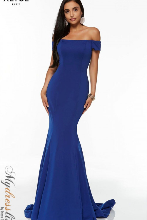 Alyce 60294 - Alyce Paris Long Dresses