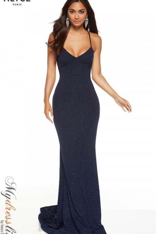 Alyce 60796 - Alyce Paris Long Dresses