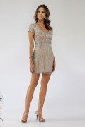 Lara 29714 - Lara Short Dresses