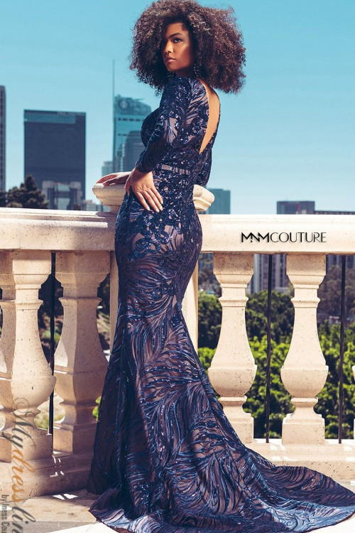 MNM Couture N0378 - MNM Couture Long Dresses