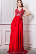 MNM Couture F6198 - MNM Couture Long Dresses