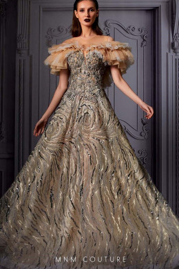 MNM Couture K3839