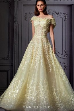 MNM Couture K3861