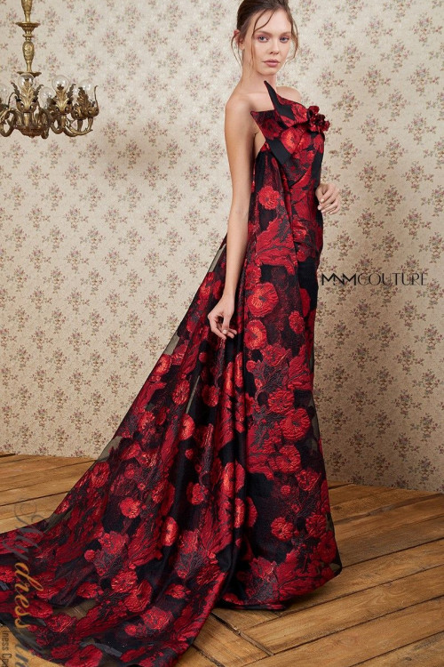 MNM Couture N0355 - MNM Couture Long Dresses