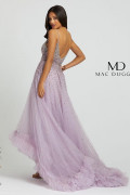 Mac Duggal 11111M - Mac Duggal Regular Size Dresses