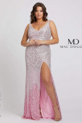 Mac Duggal 5152F - Plus Size Dresses