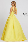 Mac Duggal 67098A - Mac Duggal Regular Size Dresses